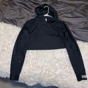 Gymshark Long Sleeve Cropped Jacket